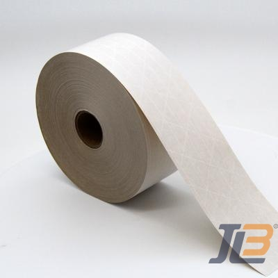 White Water Activated Reinforced Paper Tape